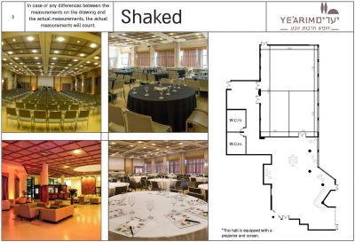 Shaked Conference room