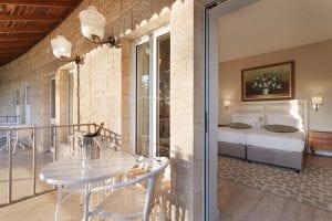 מלון יערים - תמונת חדר