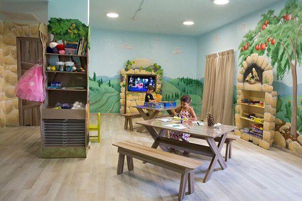 מלון יערים - הפעלות לילדים
