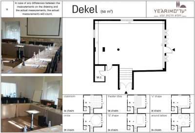Dekel Conference room