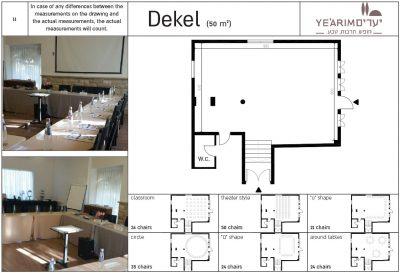 Dekel Conference room